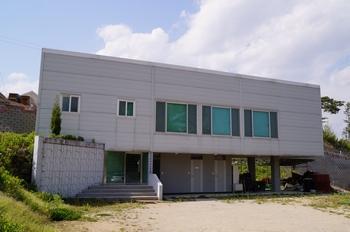 2010년 공소 축복 100주년을 맞아 새로 건립하여 축복식을 가진 교육관.