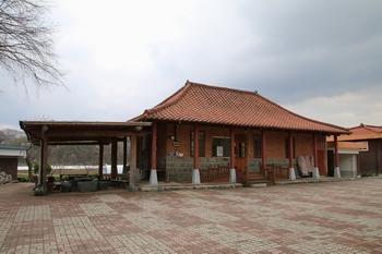 구 사제관 건물. 1993년 보수를 통해 대건의 집(회합실)으로 명명한 후 축복식을 가졌다.