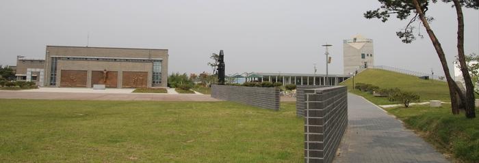 성 다블뤼 안토니오와 성 손자선 토마스 기념성당과 성 다블뤼 기념관.