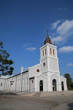 옥천 성당은 2002년 근대문화유산 등록문화재 제7호로 지정되었다.