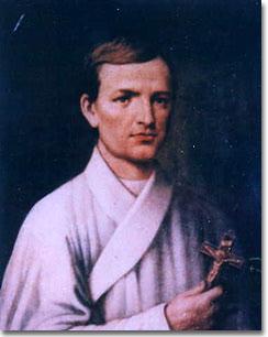 성 도리 헨리코 신부.