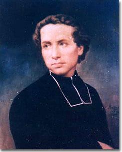 성 브르트니에르 유스토 신부.