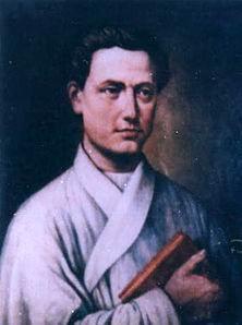 성 볼리외 루도비코 신부.